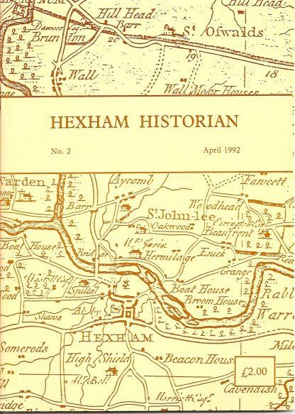 Hexham Historian 2