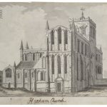 Hexham Church 1750
