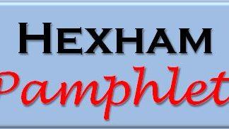 Hexham Pamphlets