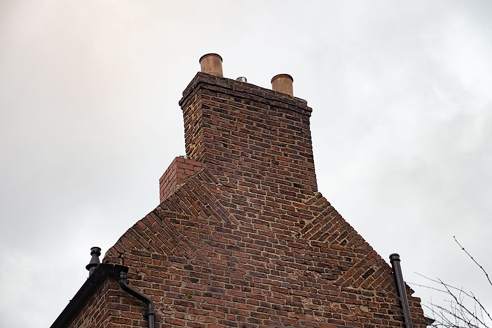 Brickwork detail