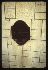 1982: Priestpopple, drinking fountain at old bus station